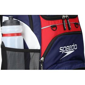 speedo Teamster Backpack 35l Unisex navy/red/white